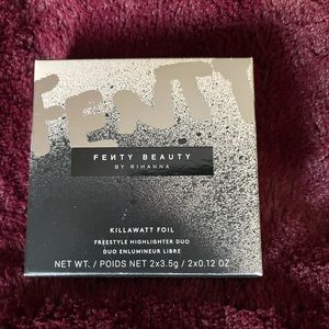 Fenty beauty killawatt foil highlighter